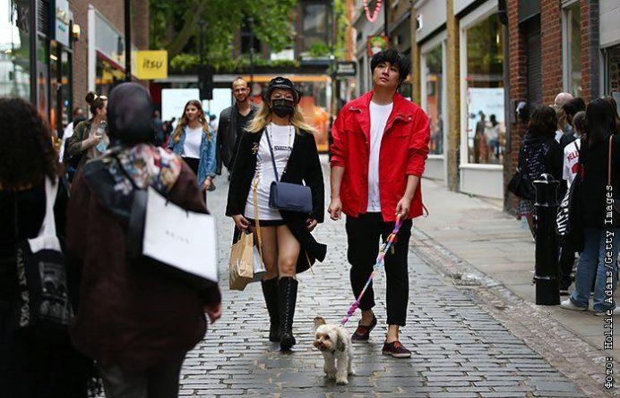 Общество: Англия собралась отменить COVID-меры, несмотря на прирост числа больных