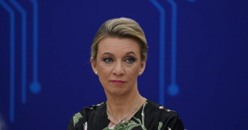 Общество: Захарова уличила Британию в лицемерии после бесчинств фанатов на Евро