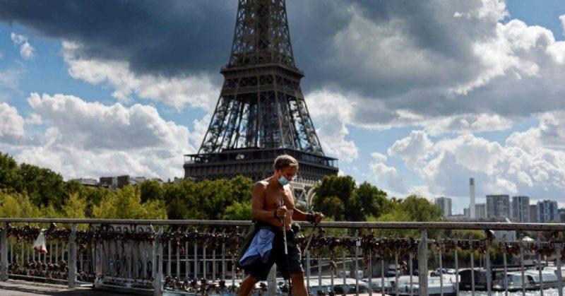 """Общество: Коронавирус: Англия готовится """"вынуть стержень из реактора"""", а Франция просто закручивает гайки"""