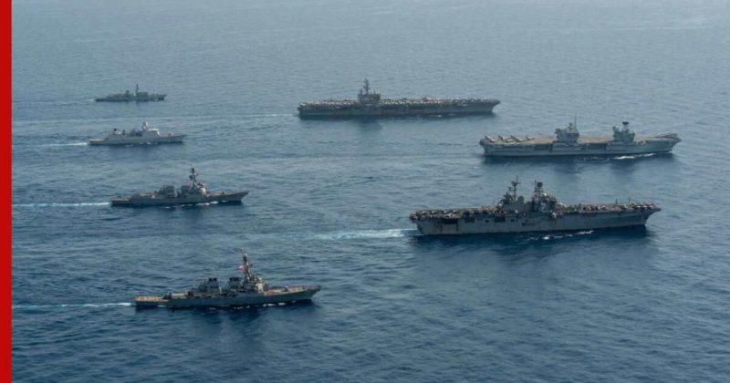 Общество: США и Великобритания сосредоточили три авианосца в Аденском заливе