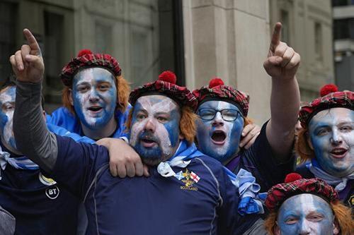 Общество: Власти Шотландии настаивают на проведении очередного референдума о независимости от Англии