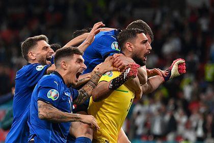 Общество: УЕФА открыл дело против Англии после финала Евро