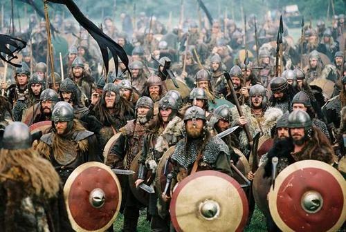 Общество: Войны праславян в Британии
