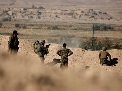 Общество: В Британии заявили о готовности при необходимости работать с талибами