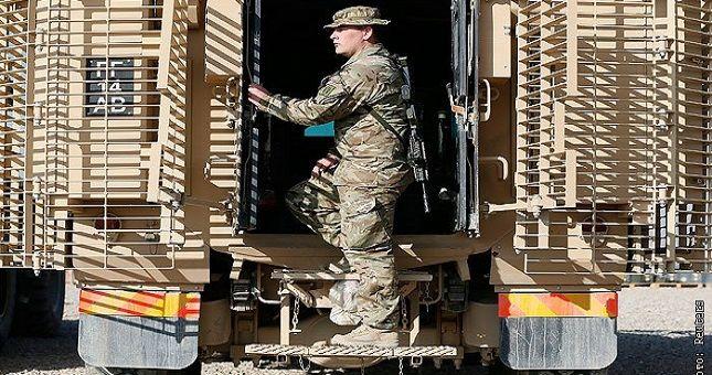 Общество: Великобритания завершила военную операцию в Афганистане