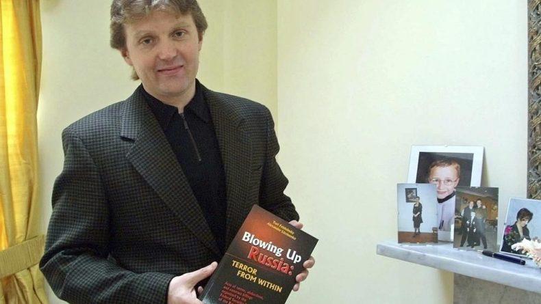 Общество: В Великобритании поставили оперу об отравлении Александра Литвиненко