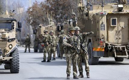 Общество: Россия и Британия начинают новую «Большую игру» в Афганистане