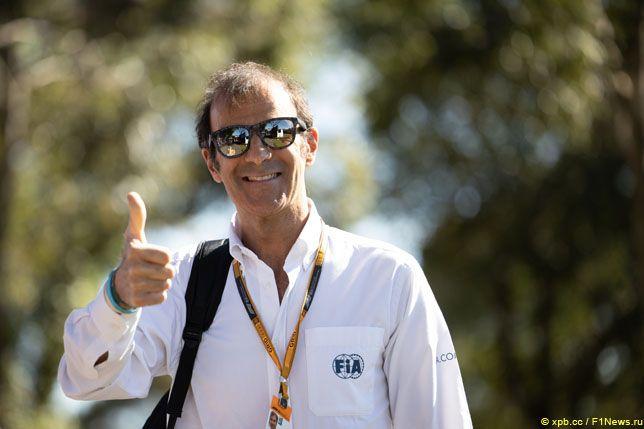 Общество: Пирро – четвёртый стюард Гран При Великобритании