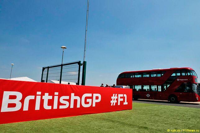 Общество: Гран При Великобритании: Превью этапа