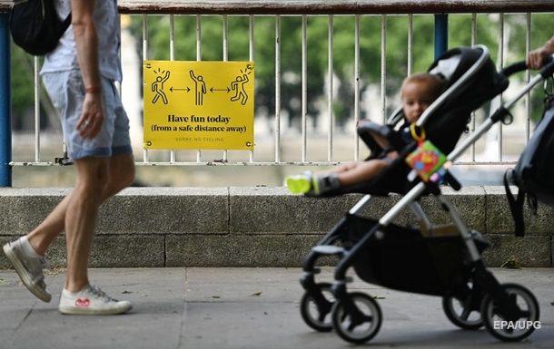 Общество: В Британии максимальный прирост COVID с января