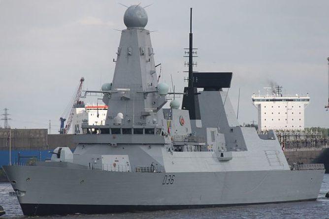 Общество: NetEase: Инцидент с эсминцем HMS Defender в Черном море подорвал репутацию Великобритании