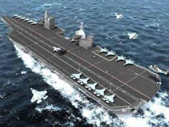 Общество: На эскадре ВМС Великобритании, возглавляемой авианосцем Queen Elizabeth, вспышка коронавируса