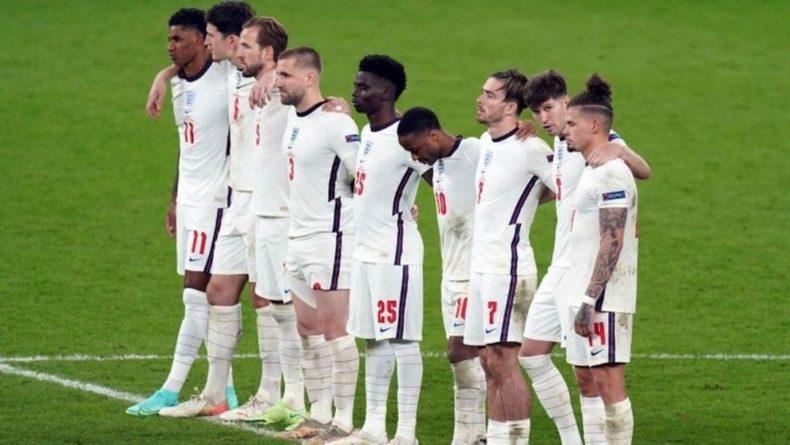 Общество: Задержаны два человека за расистские оскорбления в адрес игроков сборной Англии