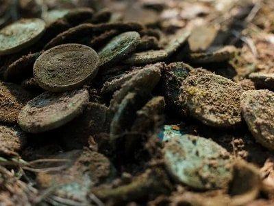 Общество: В Лондоне нашли уникальный клад железного века