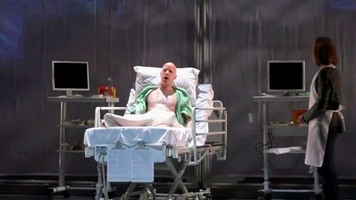 Общество: Полоний! Полоний! В Великобритании поставили оперу об отравлении Литвиненко