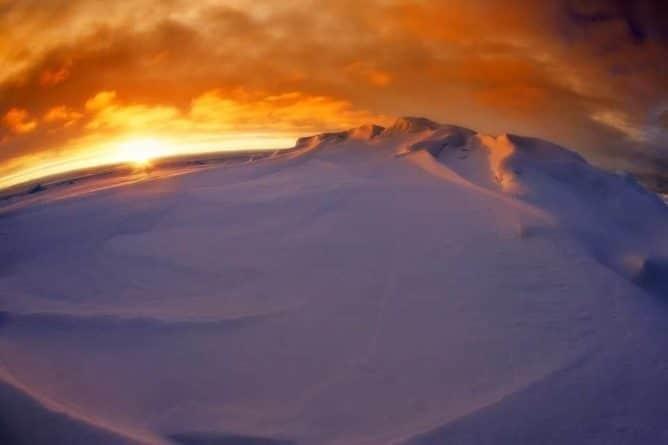 Общество: В Daily Express опасаются готовности РФ претендовать на спорную территорию Великобритании в Антарктиде