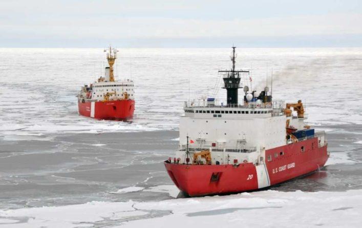 Общество: Украина хочет купить у Великобритании старый ледокол для освоения Антарктиды
