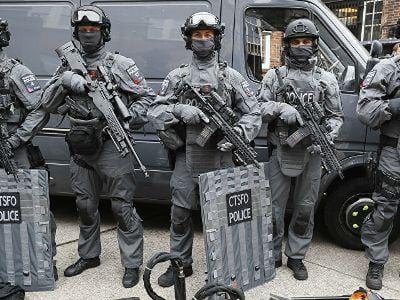 Общество: Британия создает спецназ для борьбы с Россией