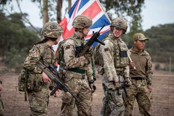 Общество: The Times: Лондон планирует провести тайную миссию против России и Китая