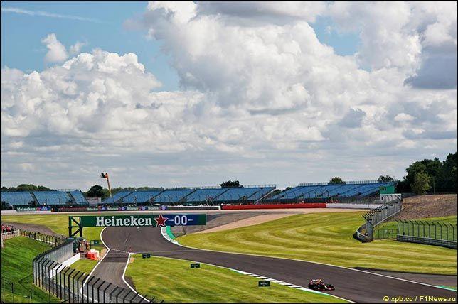 Общество: Гран При Великобритании: Прогноз погоды на гонку