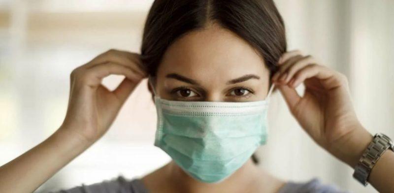 Общество: Ученые из Британии объяснили эффективность ношения масок против ковида