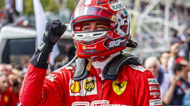 Общество: Леклер признан гонщиком дня по итогам Гран-при Великобритании