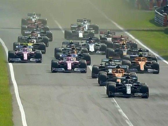 Общество: В Red Bull заявили о «ложной победе» Хэмилтона на Гран-при Великобритании