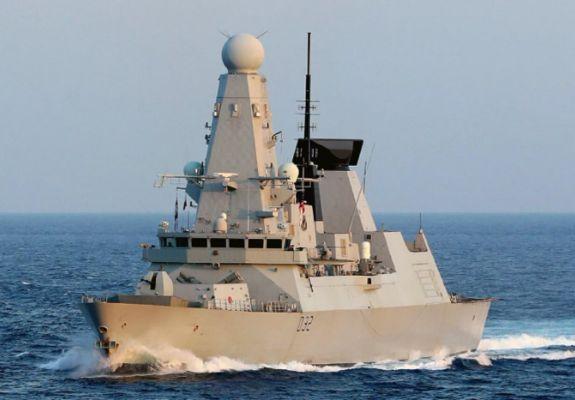Общество: Шпионажа не было: Британия настаивает на потере документов на эсминец Defender
