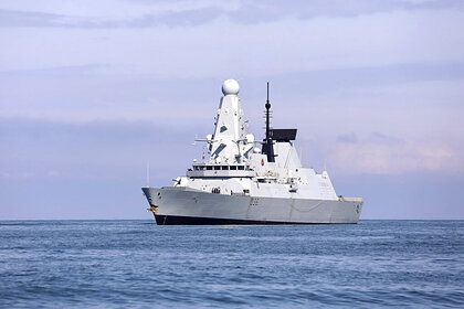 Общество: Минобороны Британии не нашло следов шпионажа в потере документов об эсминце