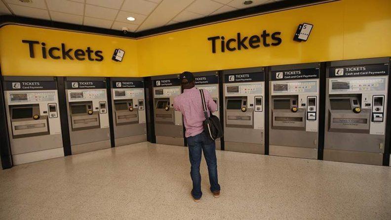 Общество: Хакеры атаковали автоматы по продаже железнодорожных билетов в Англии