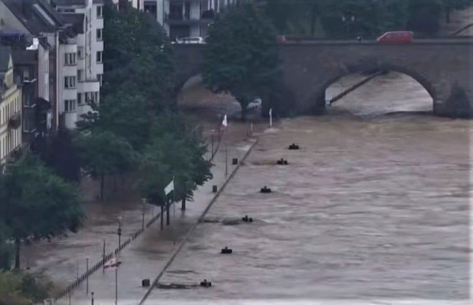 Общество: Ученые из Великобритании сообщили о мощных штормах, угрожающих Европе и мира
