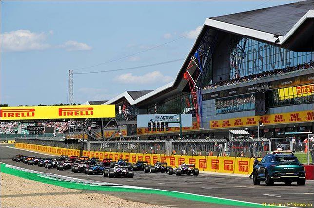 Общество: Мартин Брандл об итогах Гран При Великобритании