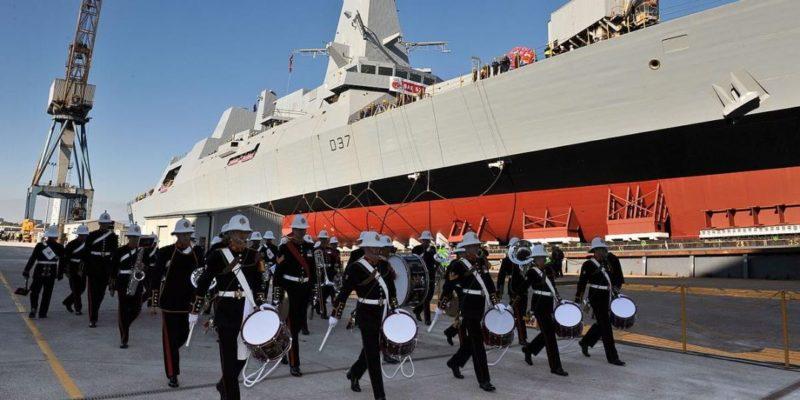 Общество: Великобритания отправит свои корабли в Южно-Китайское море вне зависимости от реакции КНР