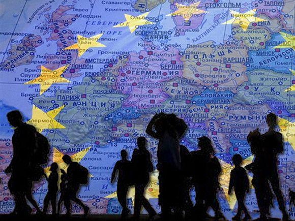 Общество: Британия и Франция усилят борьбу с нелегальной иммиграцией