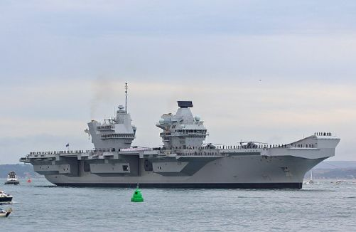 """Общество: Глава МО Великобритании Уоллес: """"Китайцам не запугать нас, как они это делают с кораблями ВМС США"""""""