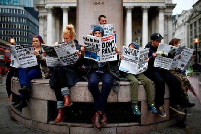 Общество: В Британии журналистам пригрозили тюрьмой за публикацию компромата на правительство