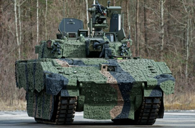 Общество: Армия Великобритании хочет отказаться от дефектных американский броневиков Ajax