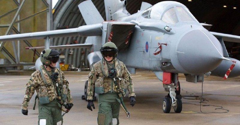 Общество: ВС Британии проведут манёвры ВВС после размещения крылатых ракет РФ в Калининграде