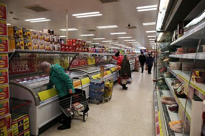 Общество: Великобритания столкнулась с внезапной угрозой нехватки еды