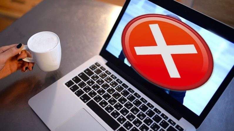 Общество: В США и Великобритании глобальный сбой в Интернете