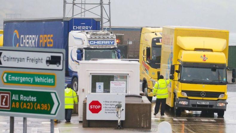 Общество: Брюссель отказал Лондону в пересмотре протокола по Северной Ирландии