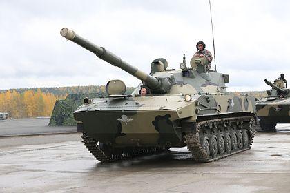 Общество: Эксперт оценил опасения Британии по поводу разработки в России плавающего танка