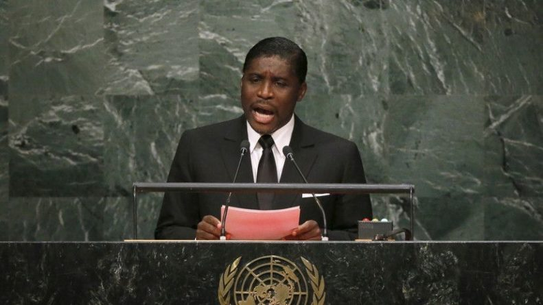 Общество: Британия ввела санкции против вице-президента Экваториальной Гвинеи
