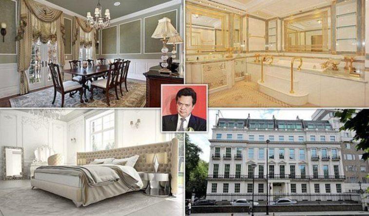 Общество: Китайский миллиардер построит себе восьмиэтажный «дворец» в центре Лондона