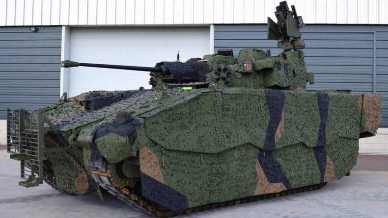Общество: В Британии могут отказаться от боевых машин Ajax