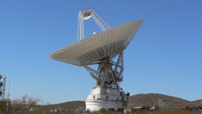 Общество: Америка построит в Великобритании радар для отслеживания объектов в космосе