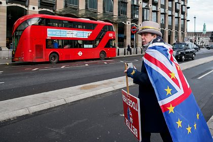 Общество: В ЕС отказались пересматривать условия Brexit