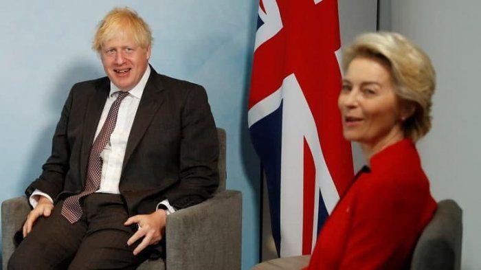 Общество: ЕС отклонил предложение Великобритании пересмотреть сделку по Brexit