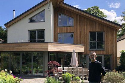 Общество: Британец построил суперэкологичный дом-убежище