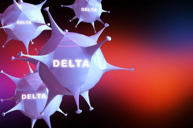 Общество: Замедляется распространение штамма «дельта» в Израиле и в Великобритании